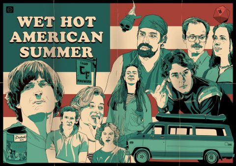 Wet Hot American Summer – Variant Edition