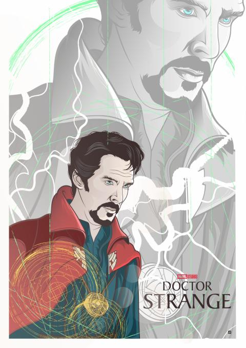 Doctor Strange, 2016