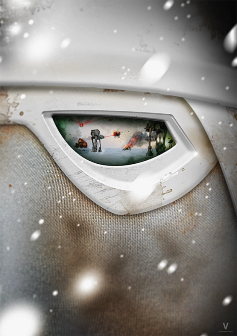 Visions of War (Snowtrooper)