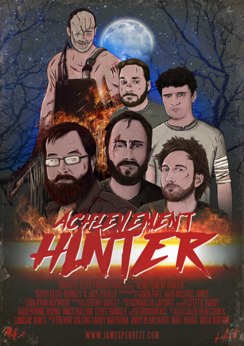 Achievement Hunter Horror