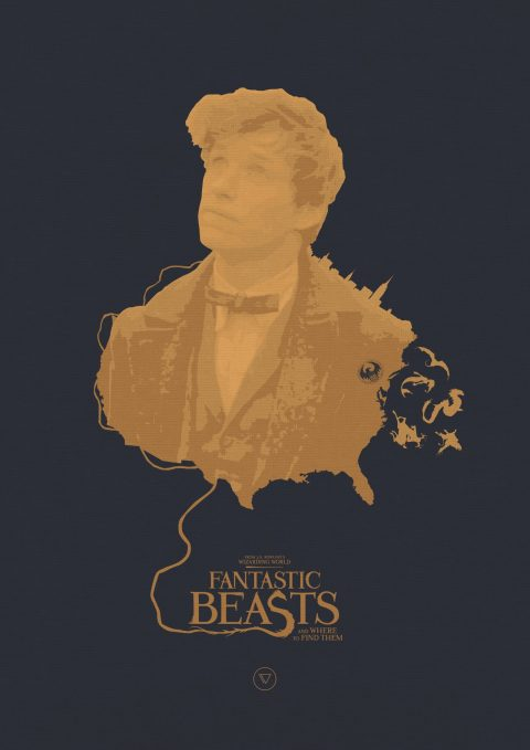 I want to be a wizard – Fantastic Beasts