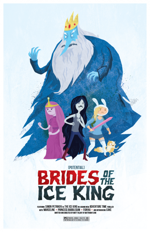 Brides of the Ice King