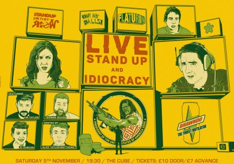 Idiocracy – Standup Picture Show