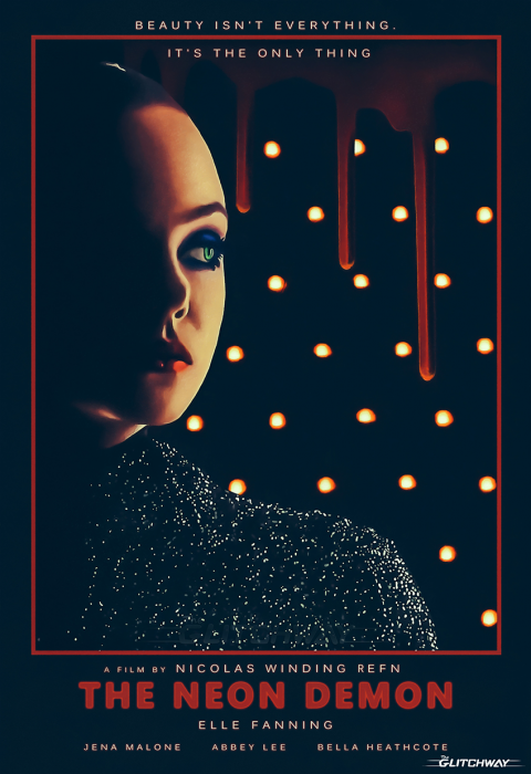 """The Neon Demon"" Poster"