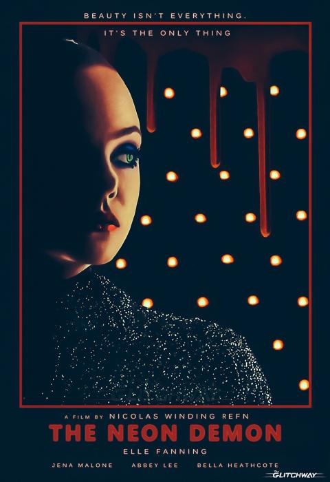 """The Neon Demon"" Poster"