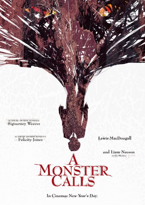A Monster Calls Poster Contest