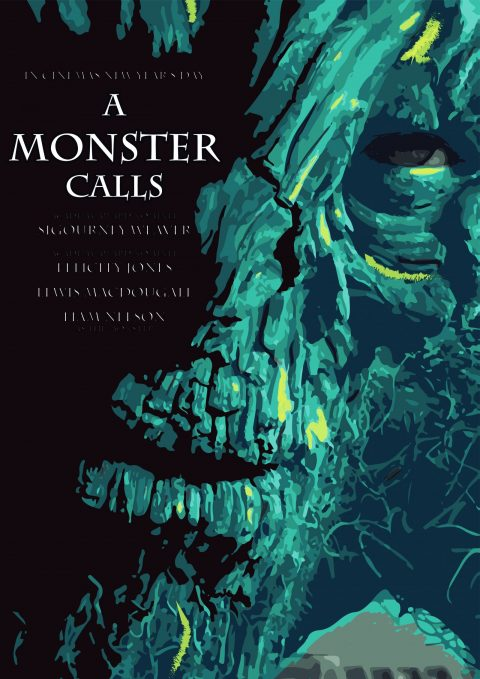 A Monster is Calling You