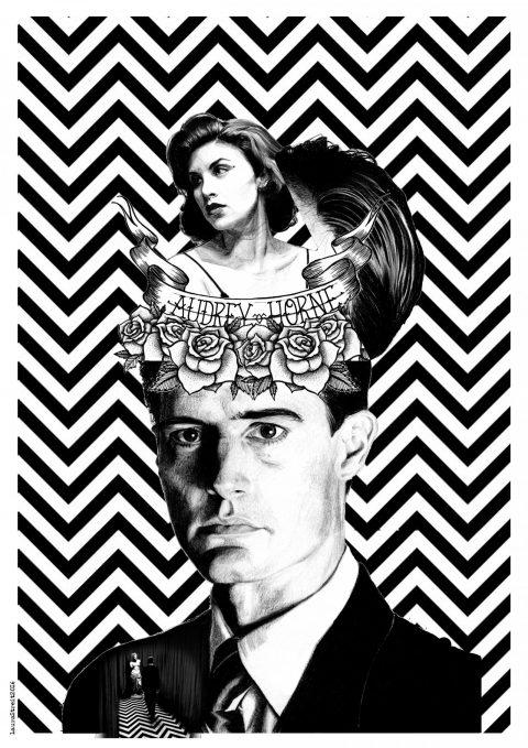 Dale Cooper's mind