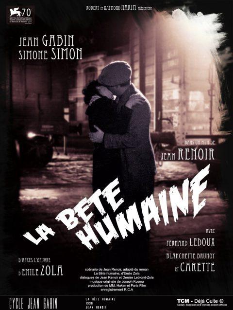 La Bête humaine 1938 Jean Renoir