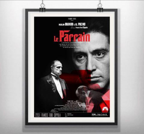 """""""LE PARRAIN"""" Francis Ford Coppola 1972"""