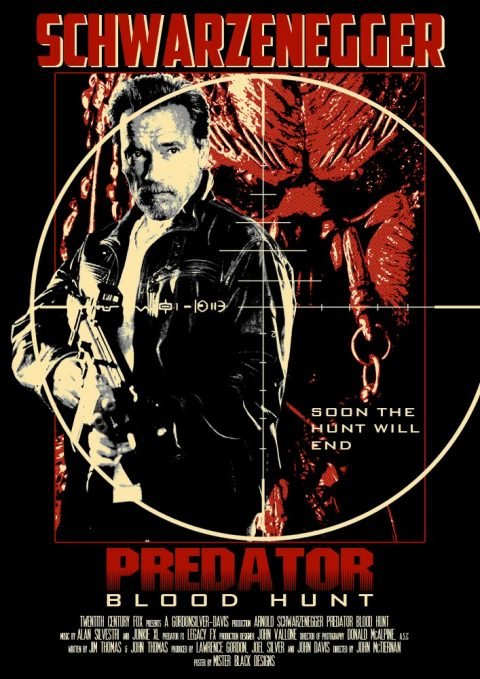 Predator: Blood Hunt