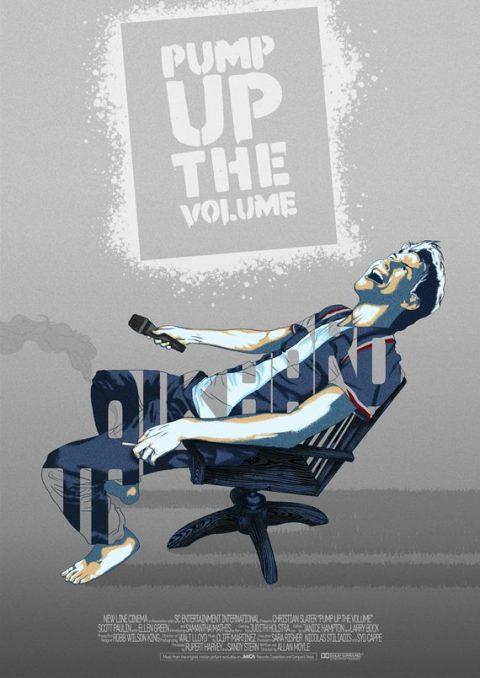 Pump up the Volume (1990)