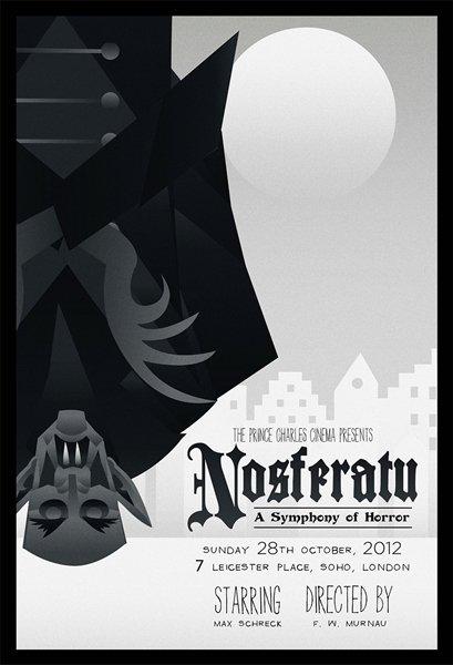 Nosferatu varian poster