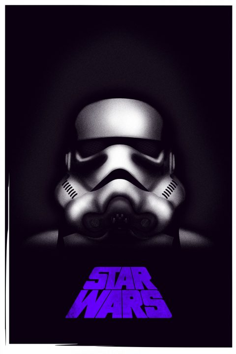TROOPER X VADER'S CHAMBER
