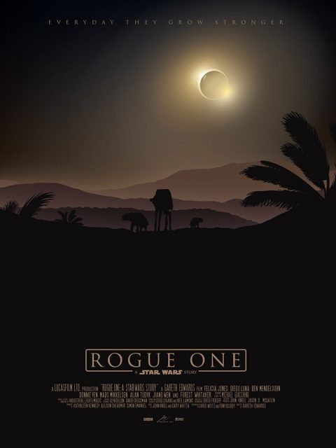 Rogue One: A Star Wars Story #01