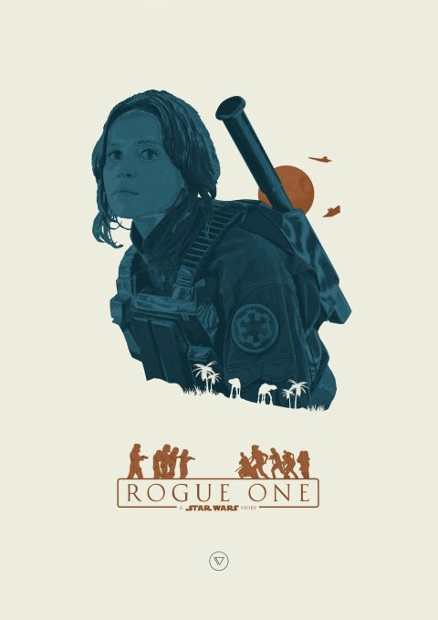 I Rebel – Rogue One: A Star Wars Story