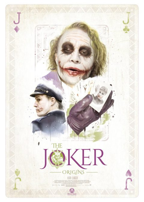 THE JOKER – Origins