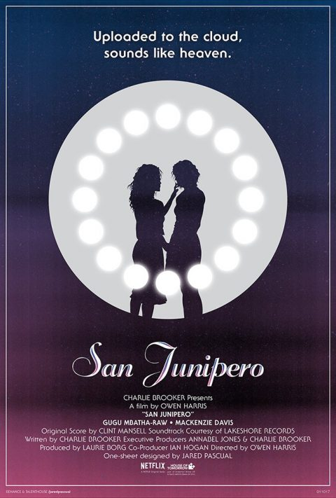 San Junipero (Black Mirror) Poster Design
