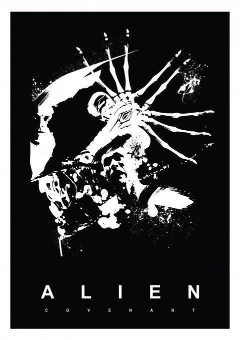 ALIEN COVENANT Poster Design