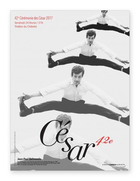Cérémonie des César 2017 dédiée à Jean-Paul Belmondo