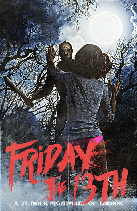 Friday the 13th Fan Poster