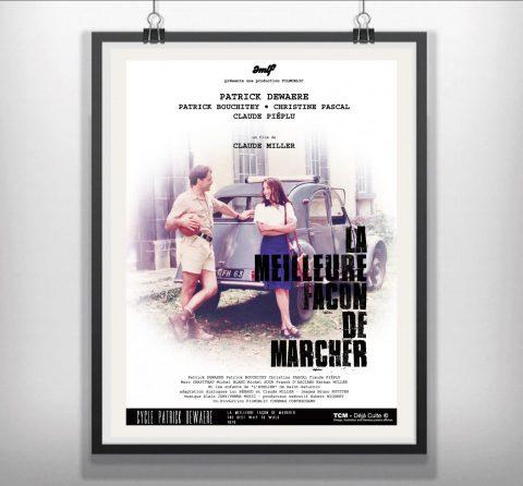 La Meilleure Façon de marcher (1976) Claude Miller