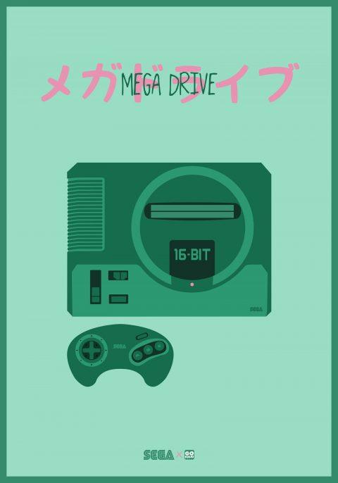 メガドライブ – Megadrive