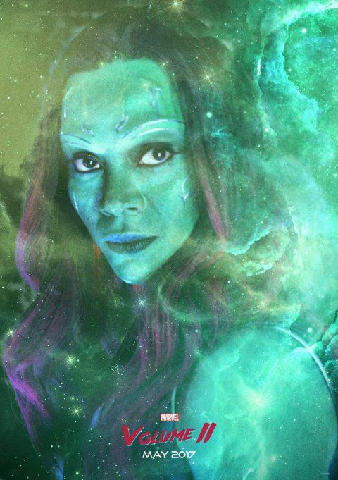 GOTG – Vol. 2 (Gamora)