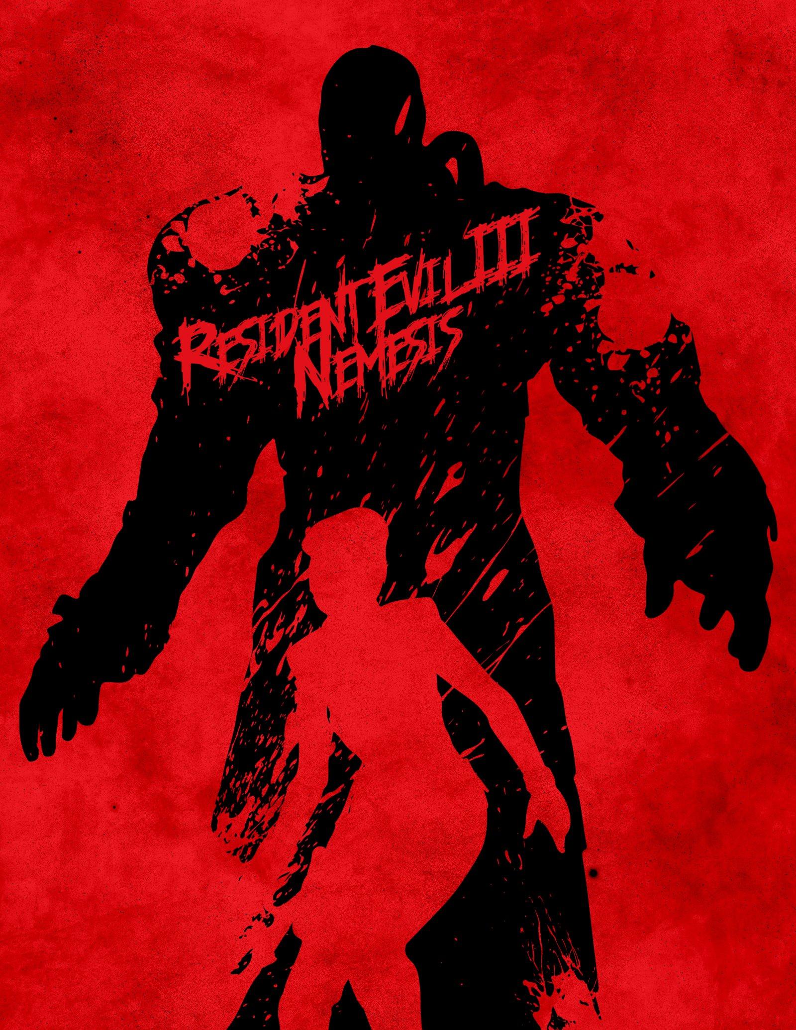 Resident Evil 3 Nemesis Posterspy