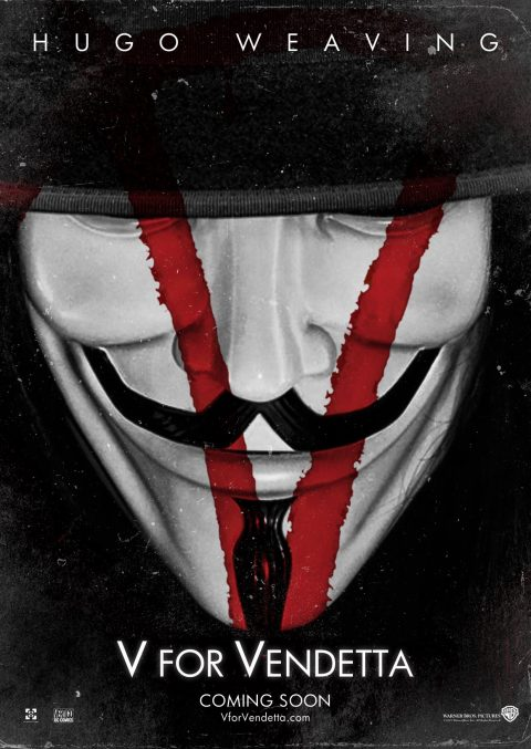 V for Vendetta (V)