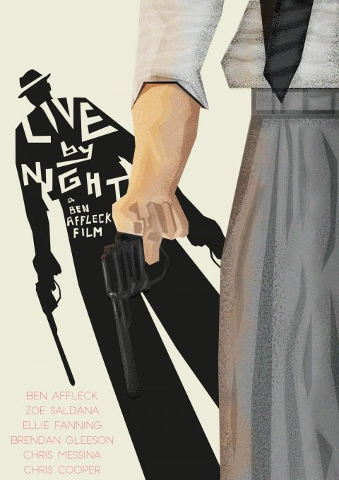 Live By Night (check other variations also)