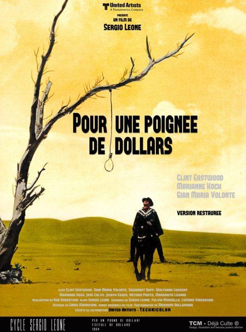 Pour une poignée de dollars 1964 Sergio Leone