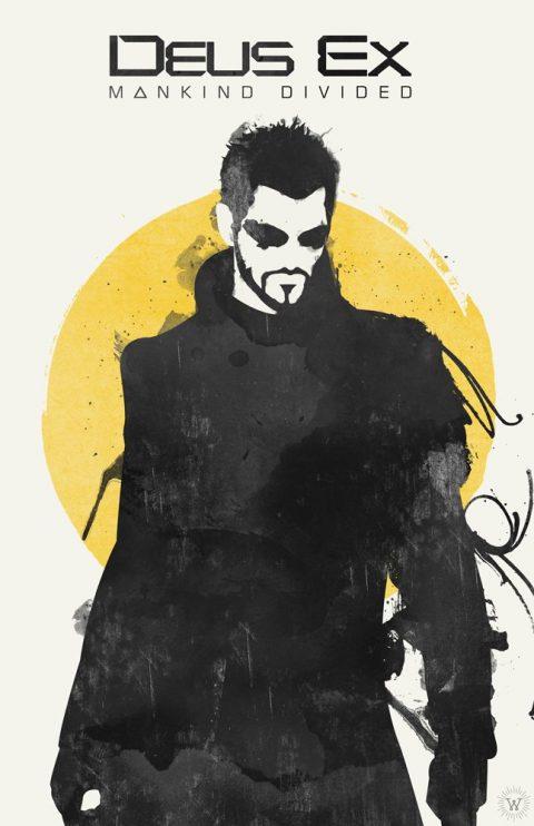 Deus Ex Mankind Divived