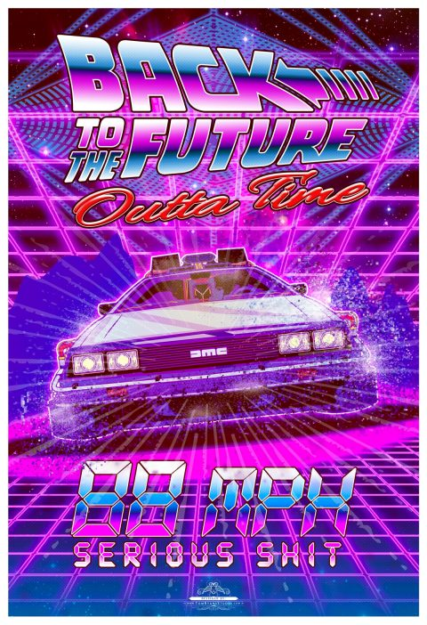Ultra Rad Back to the Future