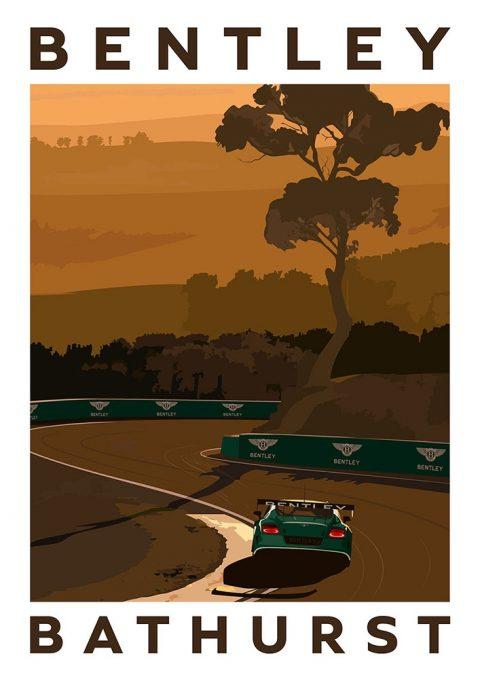 Bentley Motorsport, Bathurst 12 Hours 2017