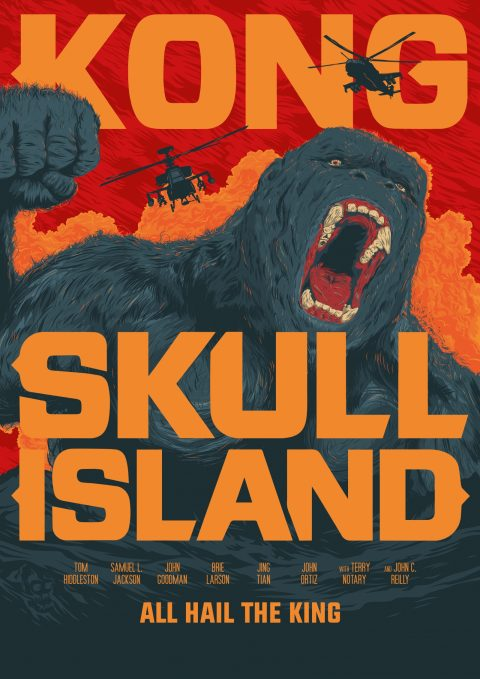 Kong Skull Island Competition Entry