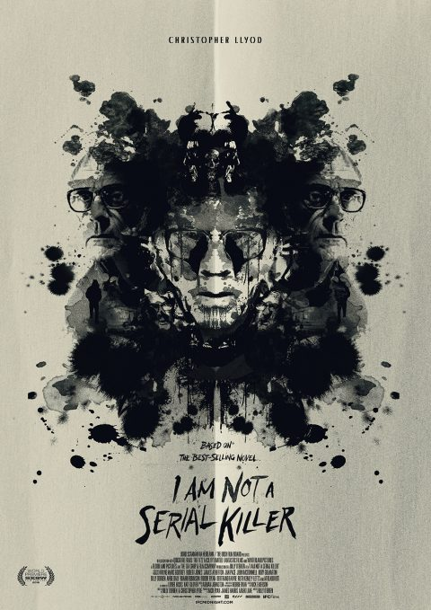 I am not a Serial Killer – Character Poster 2/2
