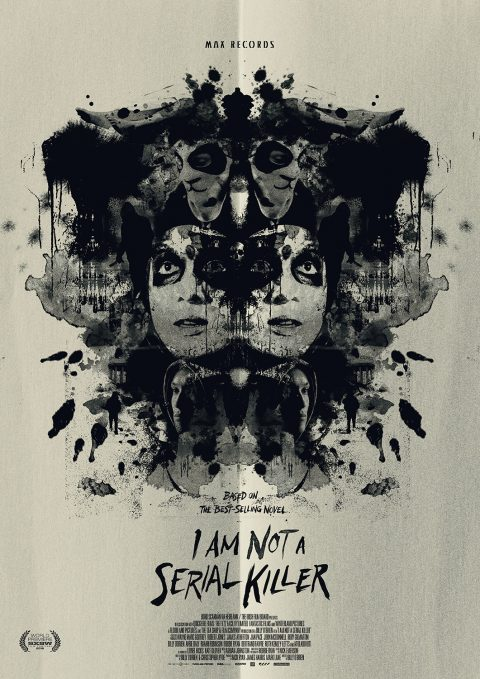 I am not a Serial Killer – Character Poster 1/2