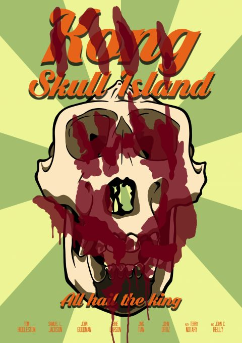 Kong: Skull Island (vanitas)