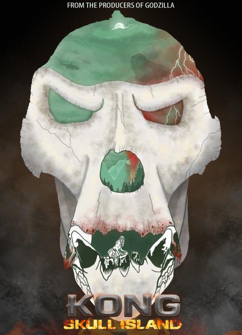 Skull of Kong