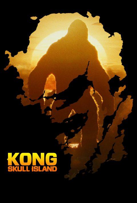 Kong Skull Island fan poster_V4
