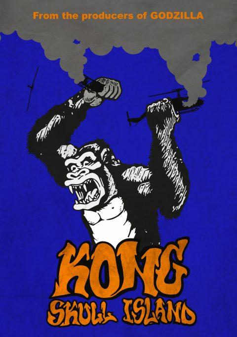 Kong Grafitti