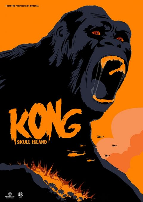 The Wrath of Kong