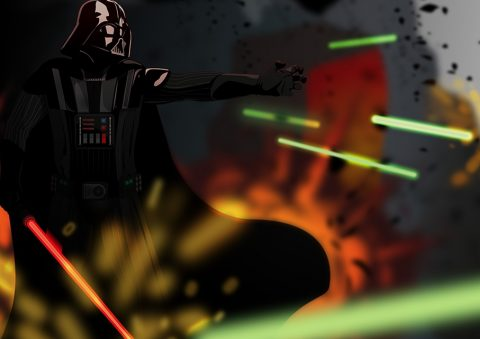 Darth Vader, Ultimate Badass
