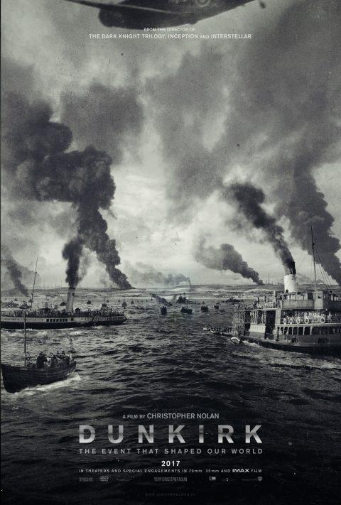 DUNKIRK – Poster #1