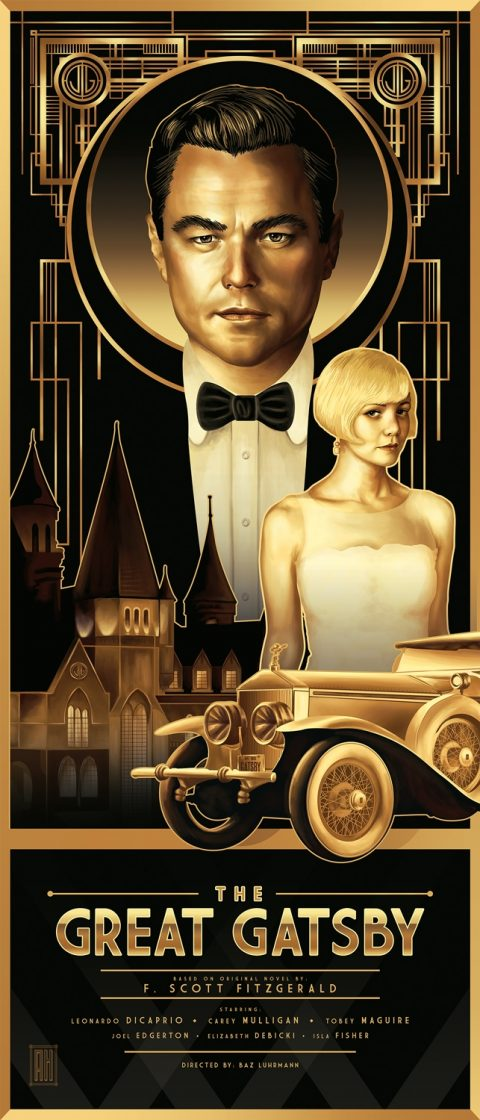 Great Gatsby (Original Film Poster)