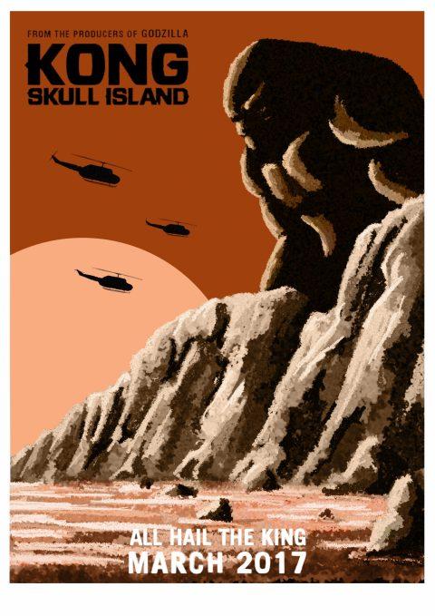 Kong – Skull Island