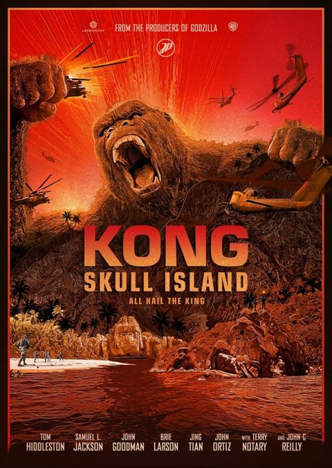 Kong Skull Island JP
