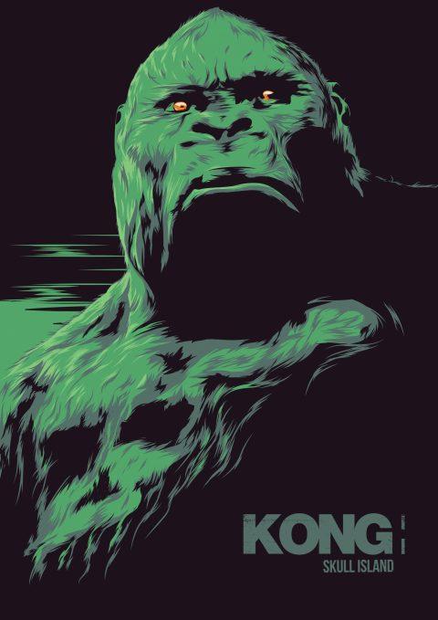 KONG: Skull Island – green