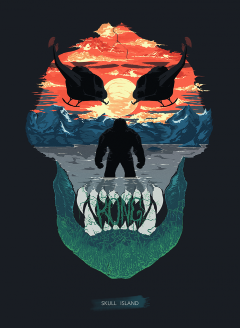 The King of Skull Island